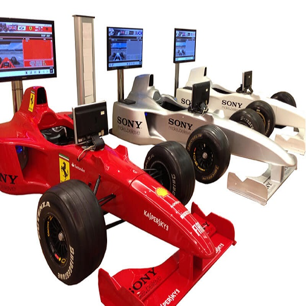 F1 Simulator Hire Racing Simulator Hire Book Driving Simulator