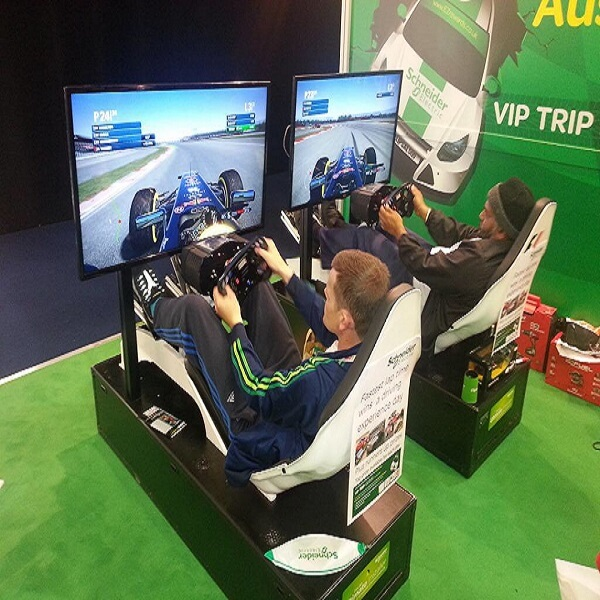 Competitive Games & Simulators Hire