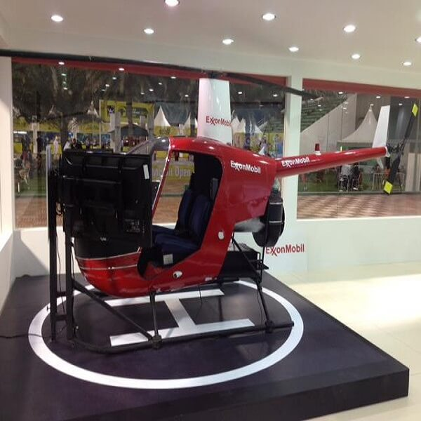 Helicopter Simulator Hire
