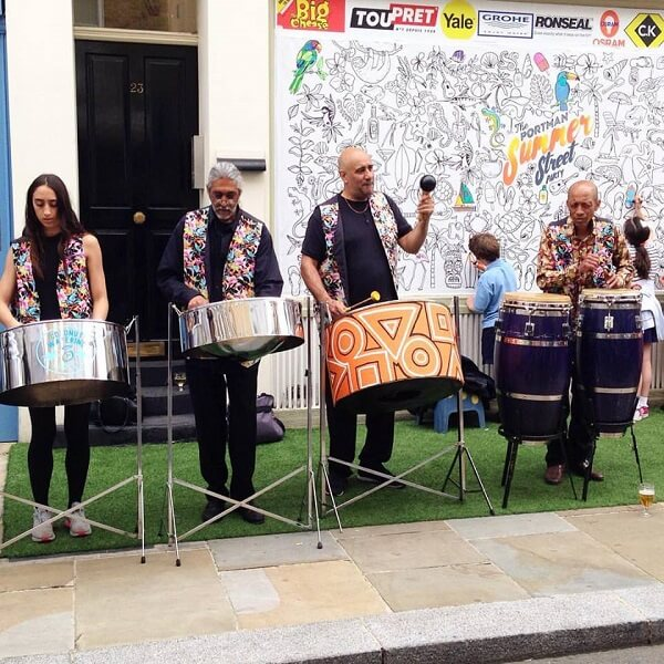 Steel Band (Tropical Bay)
