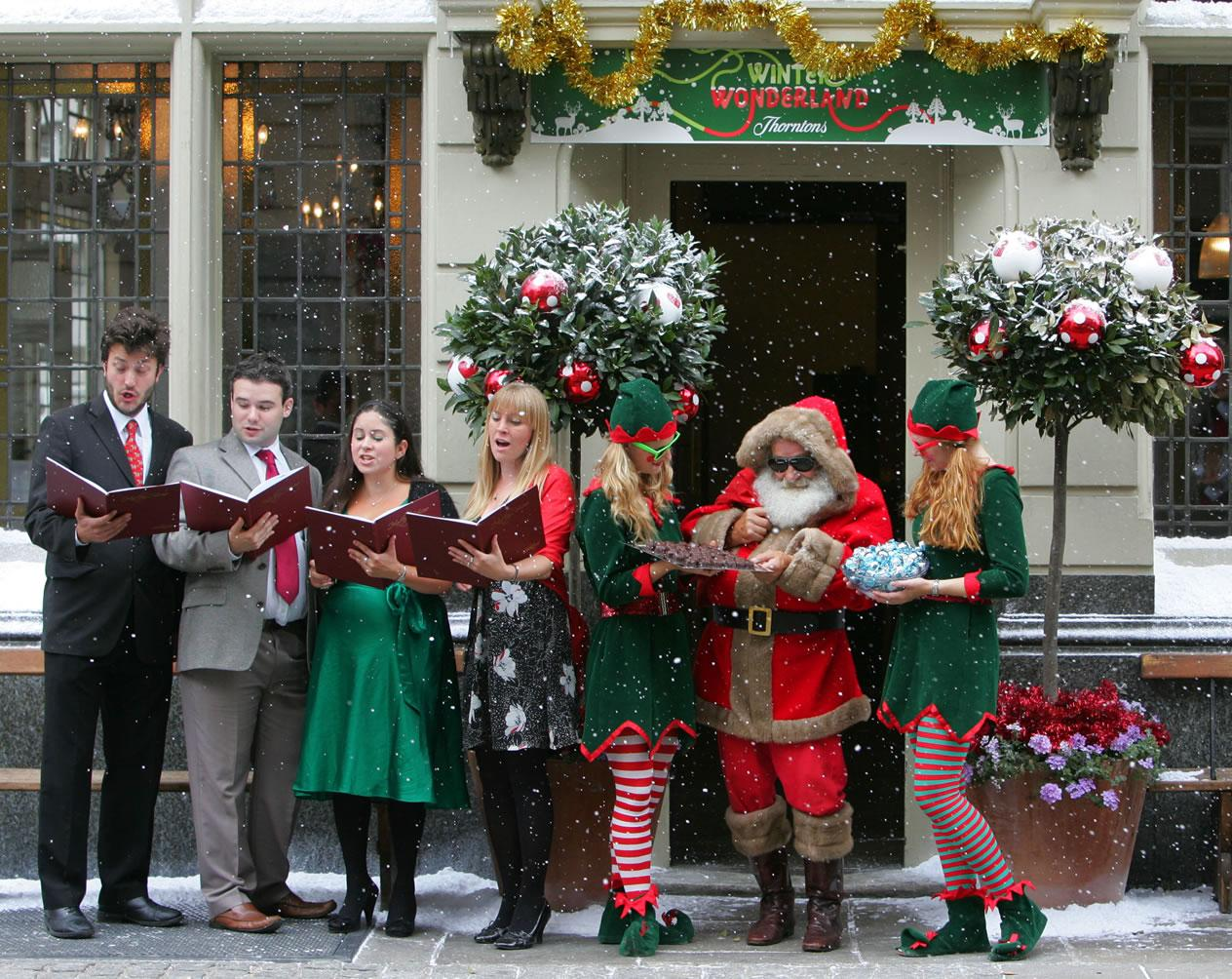 Christmas Parties & Events Entertainment