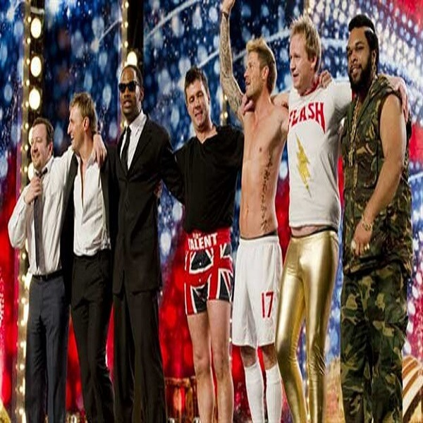 Chippendoubles (Britain's Got Talent Semi-Finalist 2010)