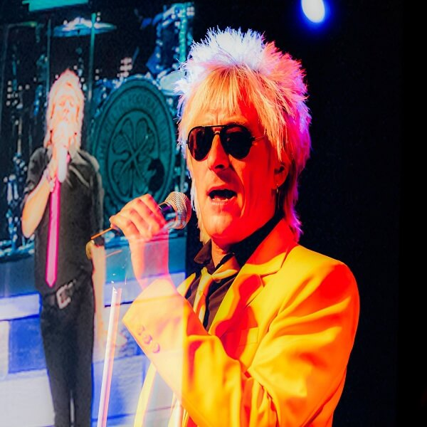 Rod Stewart Lookalike & Tribute Singer