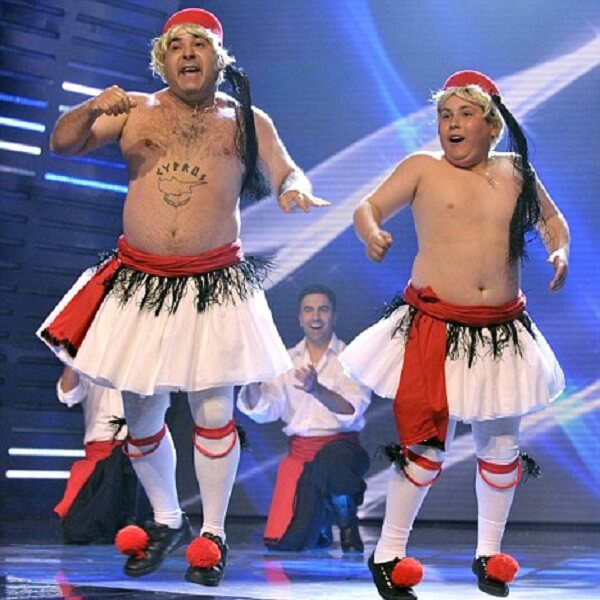 Stavros Flatley Dance Duo (Britain's Got Talent Finalist 2009)