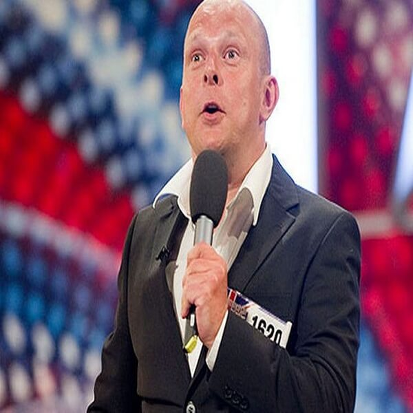 Paul Burling Impressionist (Britain's Got Talent Finalist 2010)