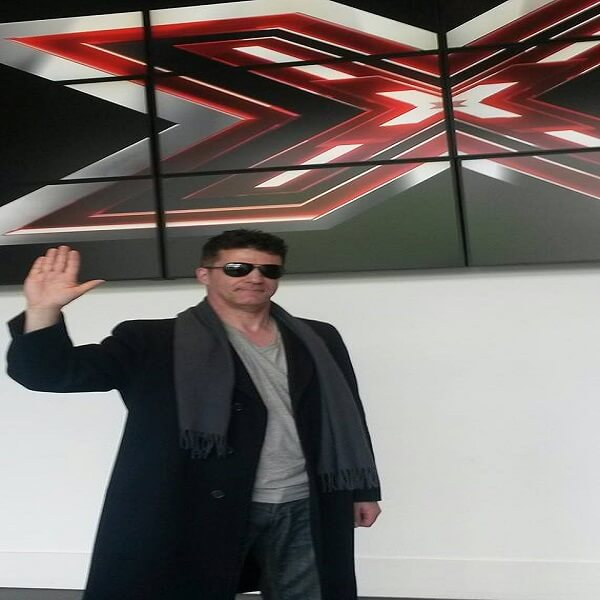 Simon Cowell Lookalike
