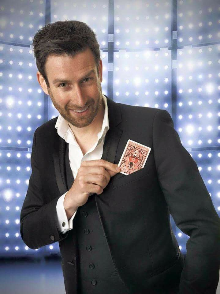 Magician Jamie Raven Britain's Got Talent 2015