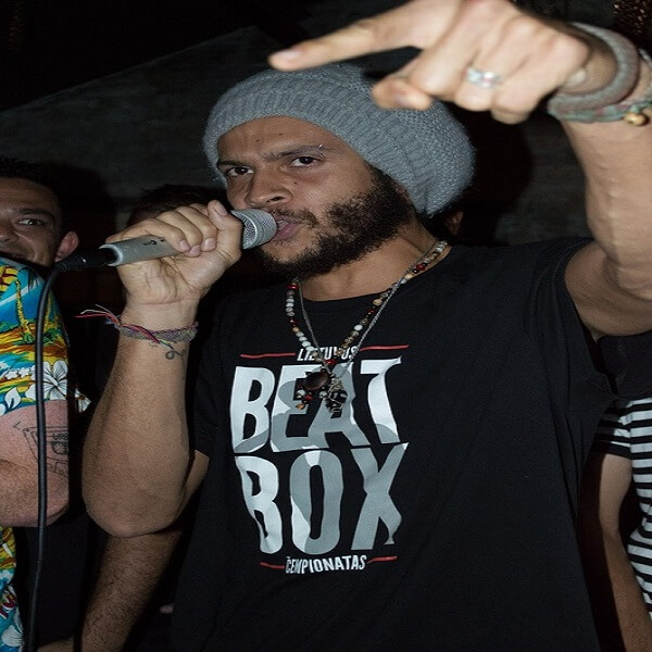 Beatboxer (Beatbox Assassin)