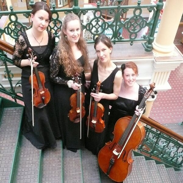 String Quartet (One Secret)