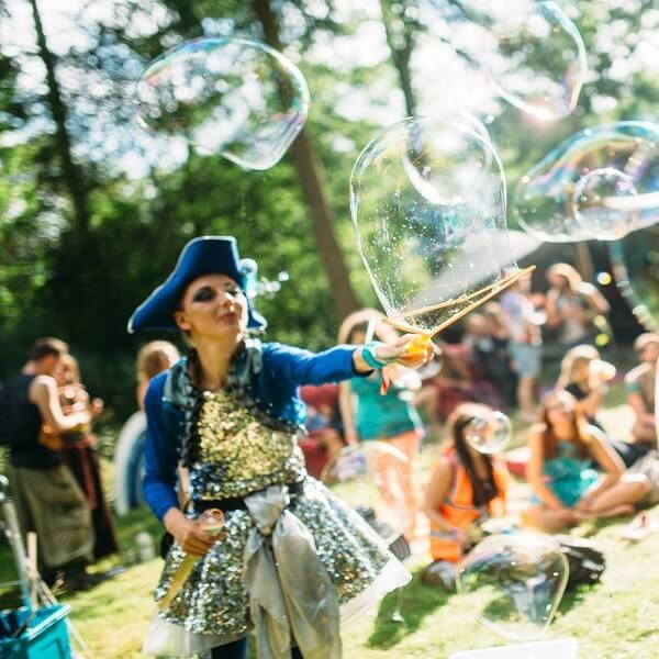 Bubble Performers / Bubbleologist
