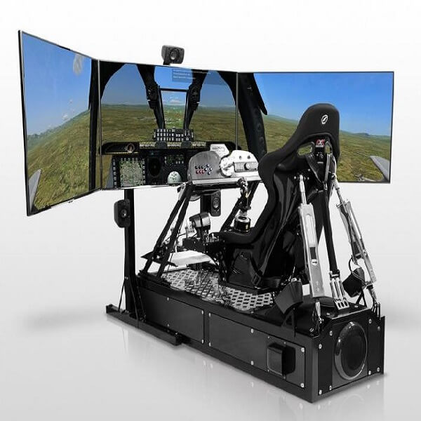 Motion Seat Racing Simulator