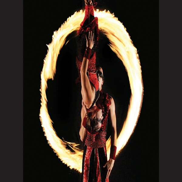 Acroblaze (Acrobatic Fire Performers)