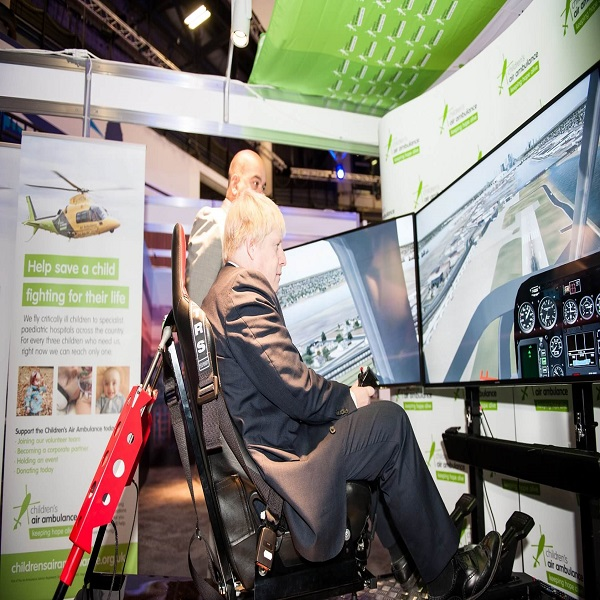 Flight Simulators Hire