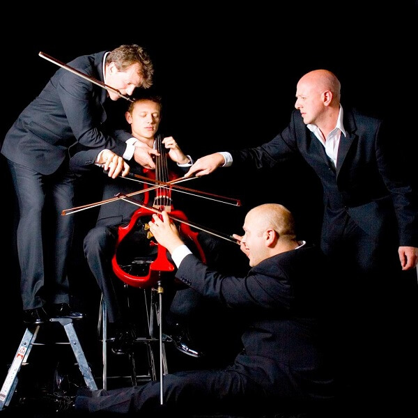Lords of the String (Comedy String Quartet)