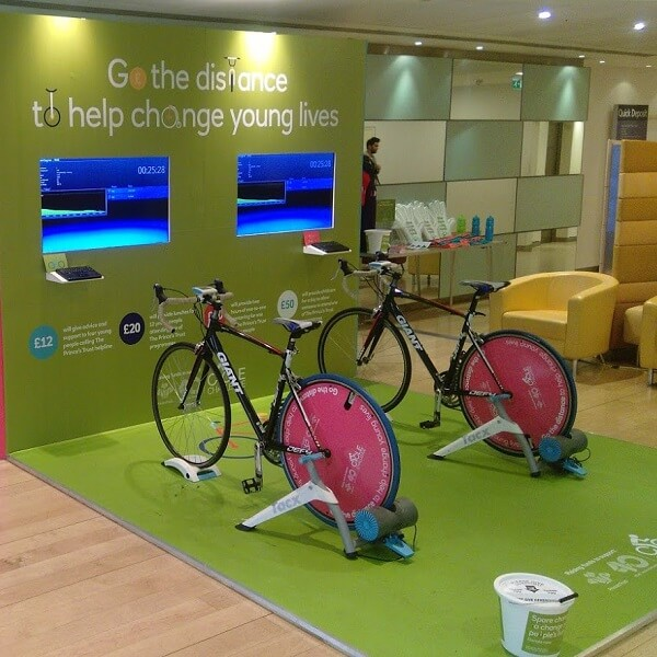 Bicycle Simulators