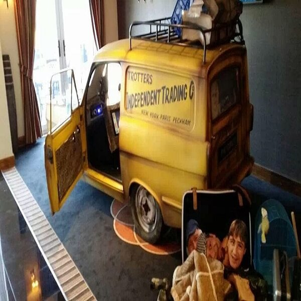 Only Fools and Horses Photo Booth