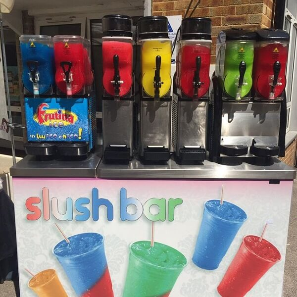 Slush Drinks Bar