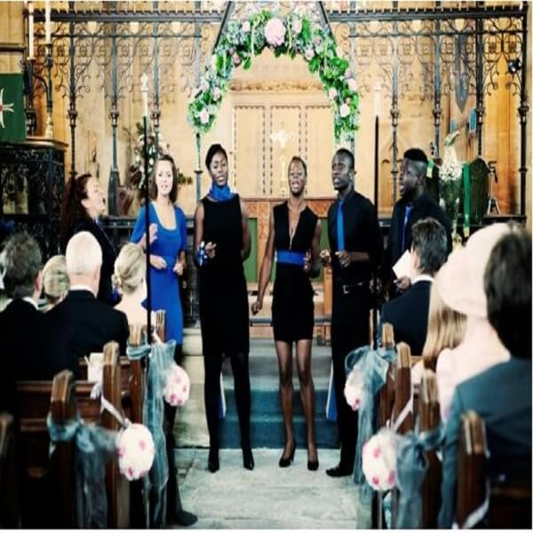 Wedding Gospel Choir (Destiny)