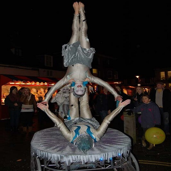 Circus and Street Entertainment