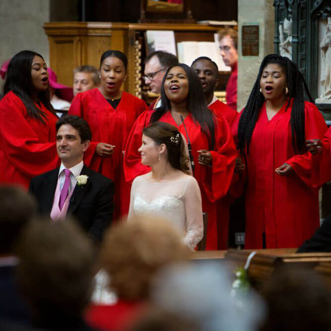 Gospel Choir (Joyful Joyful)