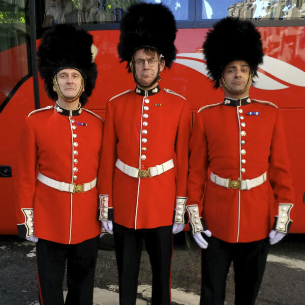 Comedy Royal Guards