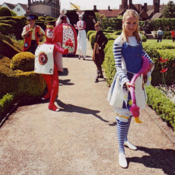 Alice in Wonderland Theme Entertainment
