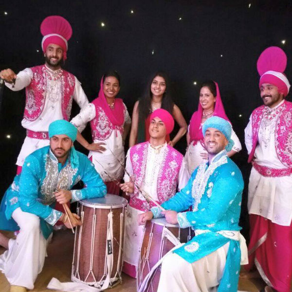 Bhangra Dancers (Northern Legends)