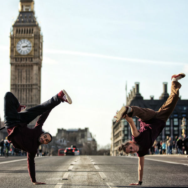 Breakdancers (Culture Crew)