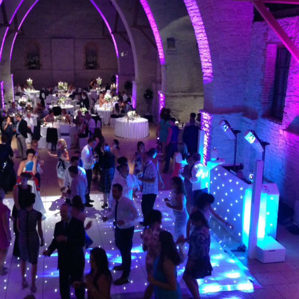 DJ & Disco Hire (Up to 250 Guests)