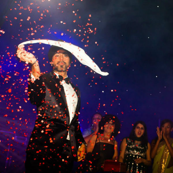 Magician Magic Singh