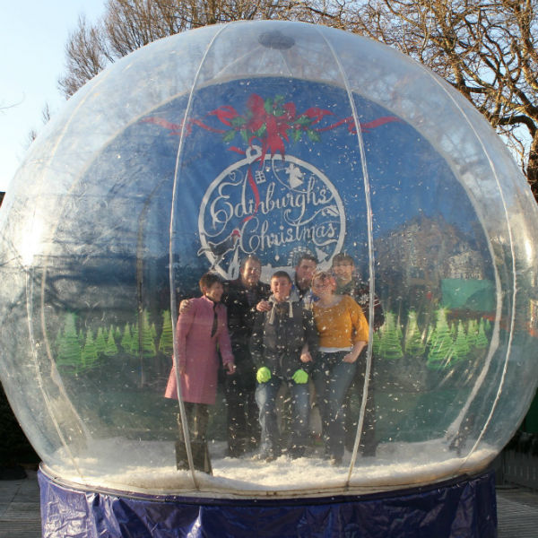 Snow Globe Photo Booth (10ft & 13ft)