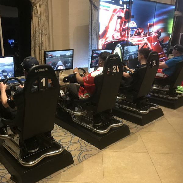 Racing Seat Simulators