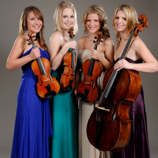 String Quartet (Chosen Strings)