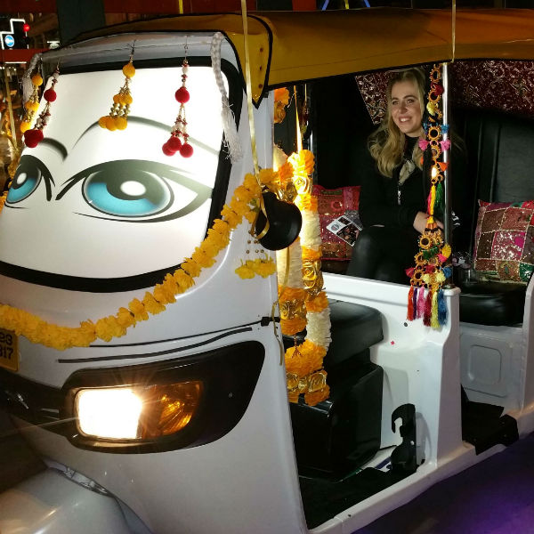 Tuk Tuk Photo Booth