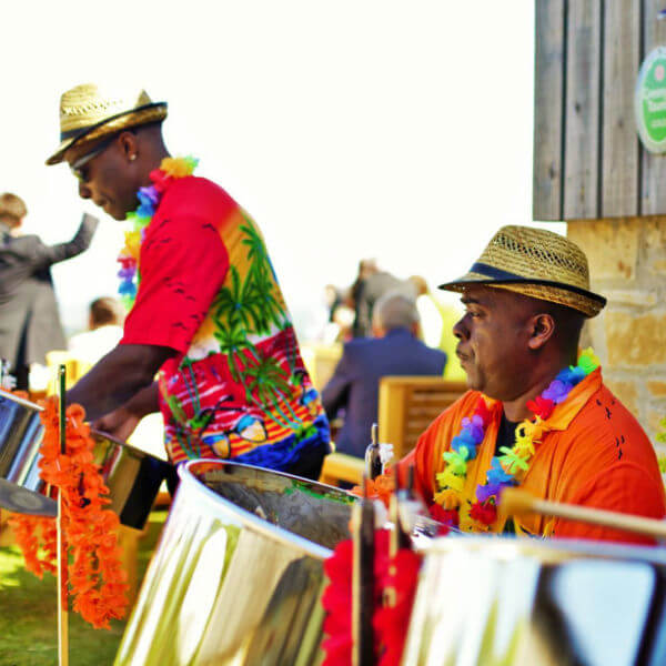 Caribbean Steel Band (The Merrymen)