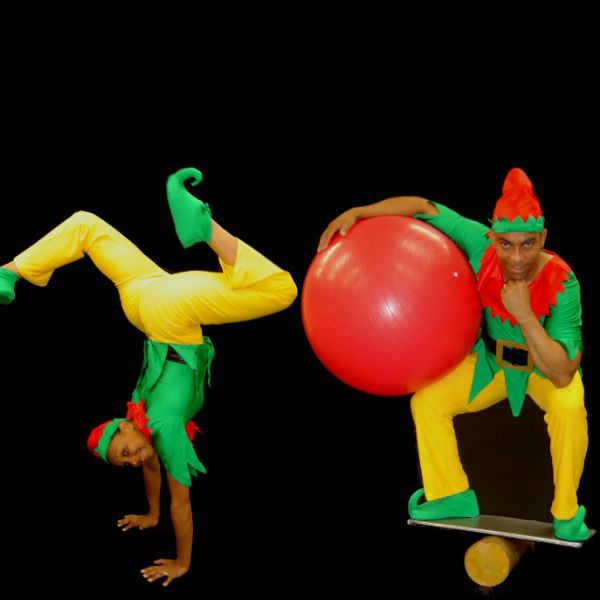 Acrobatic Elves