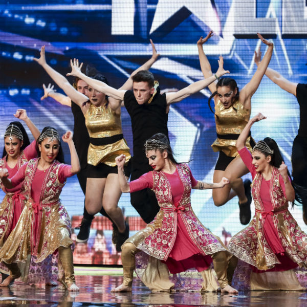 Bollywood Fusion Dancers (Britain's Got Talent Semi Finalist 2016)
