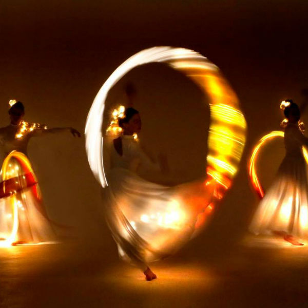 LED Ribbon Dancers
