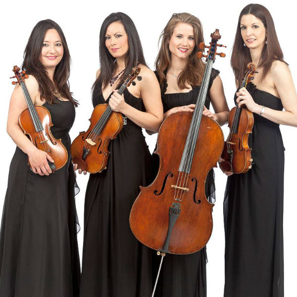 Bollywood String Quartet (Bollywood String Divas)