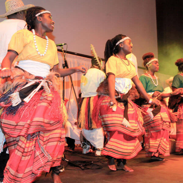 African Drumming & Dance Group (Essence of Africa)
