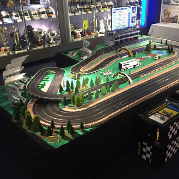Giant Scalextric (Slot Car Racing)