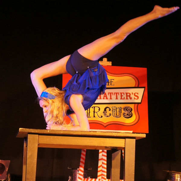 The Mad Hatter's Circus Show