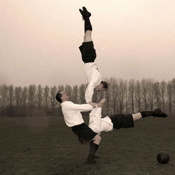 Comedy Acrobatic Footballers