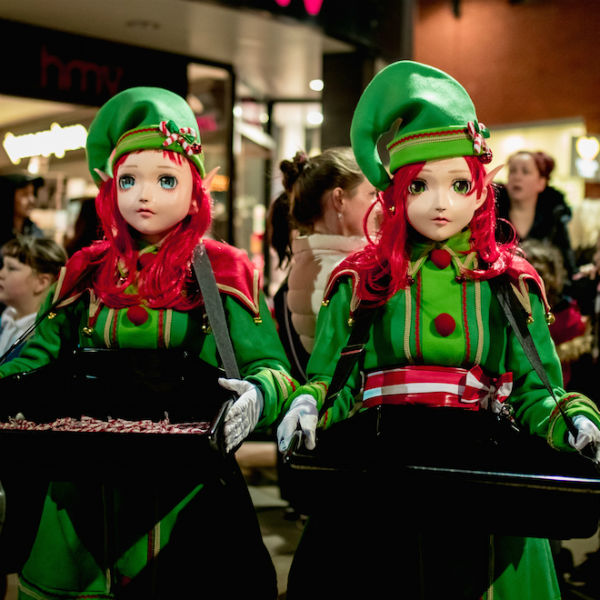Animated Elves