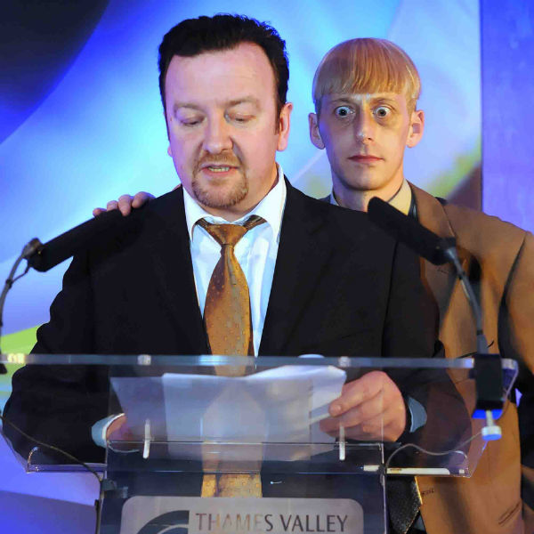 The Office Lookalikes (David Brent & Gareth Keenan)