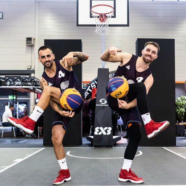 Basketball Freestylers