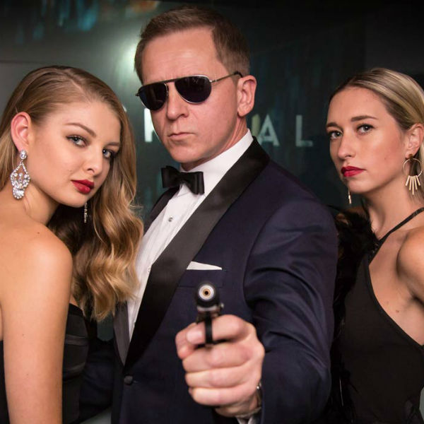 James Bond Lookalike (Daniel Craig 2)