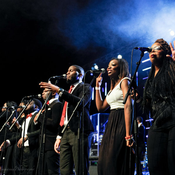 Gospel Choir (Joyful)