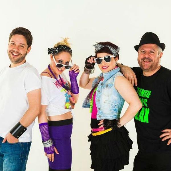 80s Tribute Band (Retro 80s)