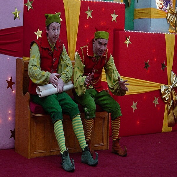 Comedy Christmas Elves